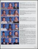 2000 Paris High School Yearbook Page 42 & 43