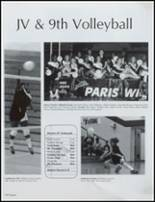 2000 Paris High School Yearbook Page 104 & 105