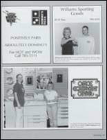 2000 Paris High School Yearbook Page 172 & 173
