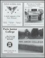 2000 Paris High School Yearbook Page 176 & 177