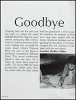 2000 Paris High School Yearbook Page 210 & 211