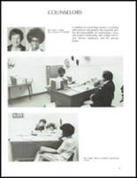 1973 Jefferson Moore High School Yearbook Page 20 & 21