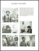 1973 Jefferson Moore High School Yearbook Page 32 & 33