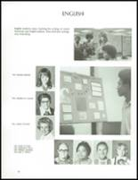 1973 Jefferson Moore High School Yearbook Page 34 & 35