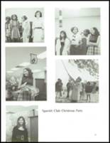 1973 Jefferson Moore High School Yearbook Page 52 & 53