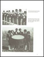 1973 Jefferson Moore High School Yearbook Page 66 & 67