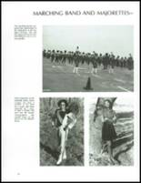 1973 Jefferson Moore High School Yearbook Page 68 & 69