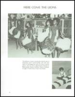 1973 Jefferson Moore High School Yearbook Page 70 & 71
