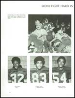 1973 Jefferson Moore High School Yearbook Page 76 & 77