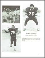1973 Jefferson Moore High School Yearbook Page 78 & 79