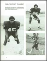 1973 Jefferson Moore High School Yearbook Page 80 & 81