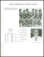 1973 Jefferson Moore High School Yearbook Page 84 & 85