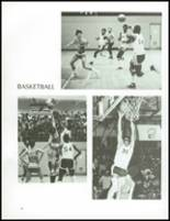 1973 Jefferson Moore High School Yearbook Page 88 & 89