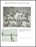 1973 Jefferson Moore High School Yearbook Page 98 & 99