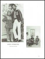 1973 Jefferson Moore High School Yearbook Page 104 & 105