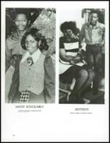 1973 Jefferson Moore High School Yearbook Page 108 & 109