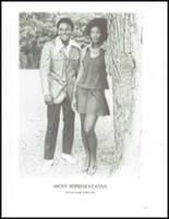1973 Jefferson Moore High School Yearbook Page 114 & 115