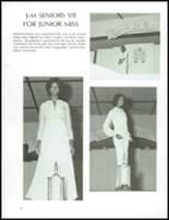 1973 Jefferson Moore High School Yearbook Page 122 & 123