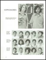 1973 Jefferson Moore High School Yearbook Page 136 & 137