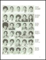 1973 Jefferson Moore High School Yearbook Page 140 & 141