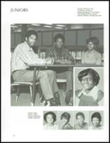 1973 Jefferson Moore High School Yearbook Page 142 & 143