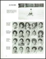1973 Jefferson Moore High School Yearbook Page 144 & 145