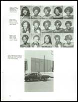 1973 Jefferson Moore High School Yearbook Page 154 & 155