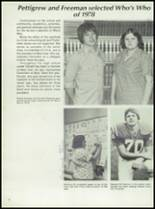 1978 Clarendon High School Yearbook Page 12 & 13
