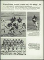 1978 Clarendon High School Yearbook Page 50 & 51