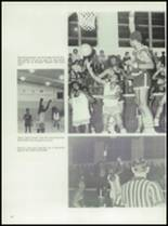 1978 Clarendon High School Yearbook Page 56 & 57