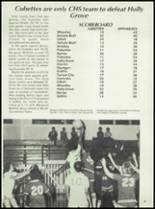 1978 Clarendon High School Yearbook Page 62 & 63