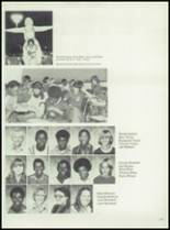 1978 Clarendon High School Yearbook Page 106 & 107