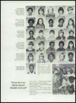 1978 Clarendon High School Yearbook Page 116 & 117