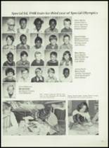1978 Clarendon High School Yearbook Page 122 & 123
