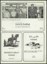 1978 Clarendon High School Yearbook Page 146 & 147