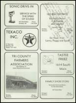 1978 Clarendon High School Yearbook Page 154 & 155