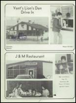 1978 Clarendon High School Yearbook Page 158 & 159