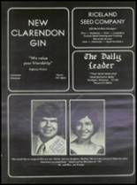 1978 Clarendon High School Yearbook Page 160 & 161