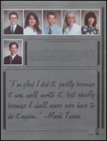 1999 Whitehall High School Yearbook Page 32 & 33