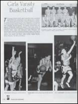 1999 Whitehall High School Yearbook Page 120 & 121