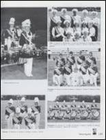 1999 Whitehall High School Yearbook Page 136 & 137