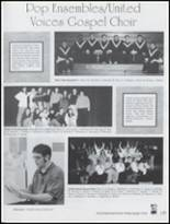 1999 Whitehall High School Yearbook Page 140 & 141