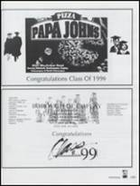 1999 Whitehall High School Yearbook Page 192 & 193