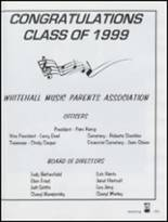 1999 Whitehall High School Yearbook Page 194 & 195