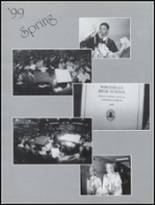 1999 Whitehall High School Yearbook Page 240 & 241