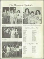 1980 Eula High School Yearbook Page 14 & 15