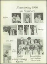 1980 Eula High School Yearbook Page 18 & 19