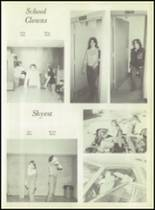 1980 Eula High School Yearbook Page 22 & 23