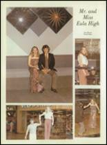 1980 Eula High School Yearbook Page 24 & 25