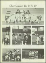 1980 Eula High School Yearbook Page 26 & 27